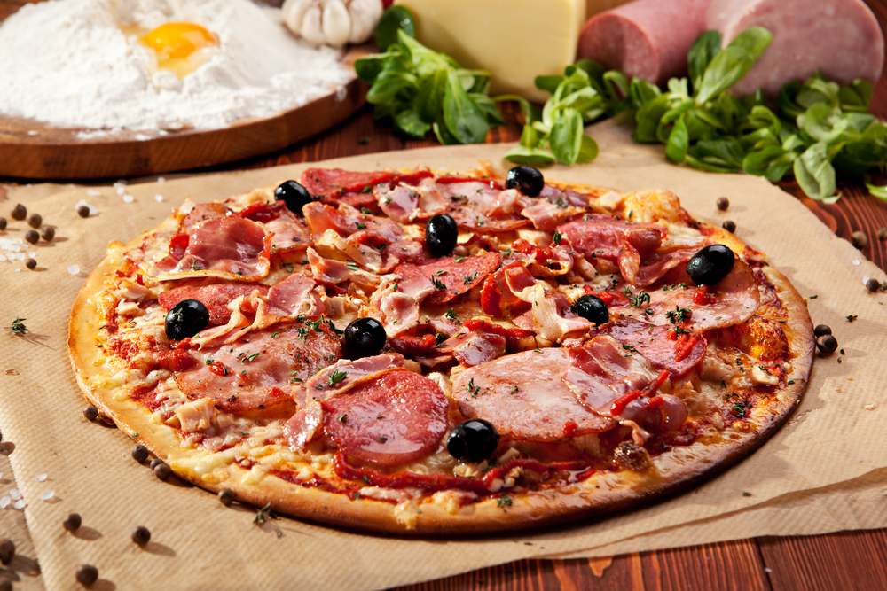 Pizza Pappagallo
