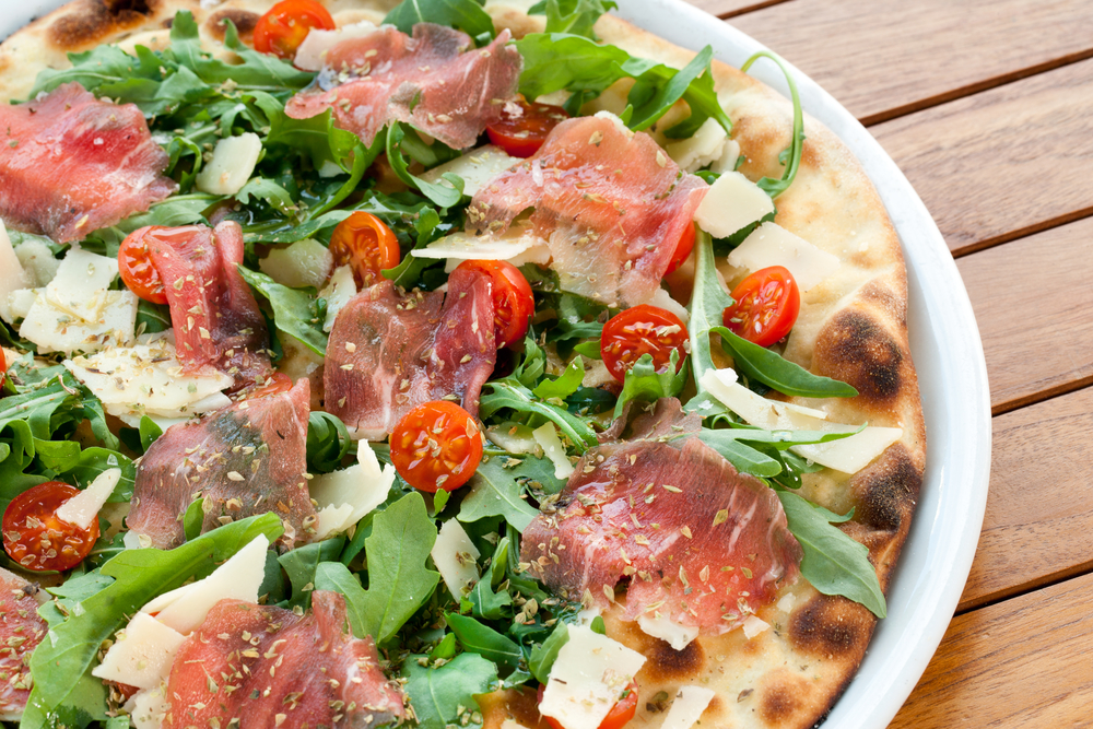 Pizza Rucola